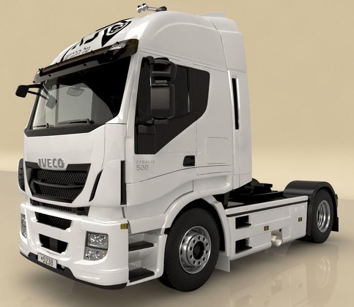 הכנה לקראת השכרת משאית