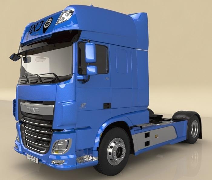 השכרת משאית עם רמפה