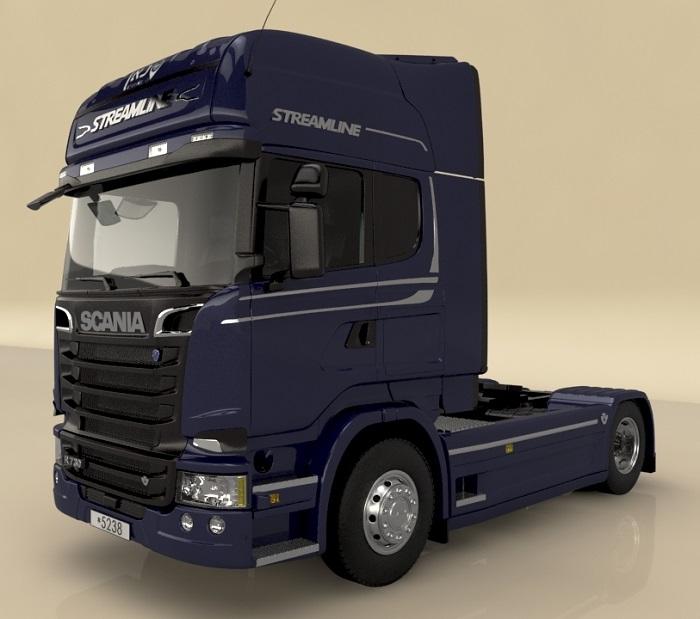 Scania – סדרה R