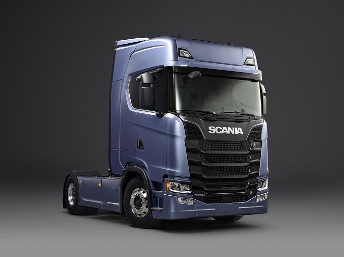 Scania – סדרה S