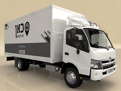 משאיות למכירה בישראל