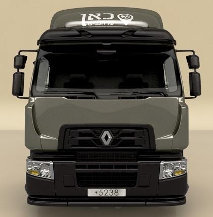 מודרני ליסינג משאיות יד שנייה KK-72