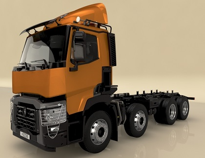 להפליא משאיות למכירה | UX-77