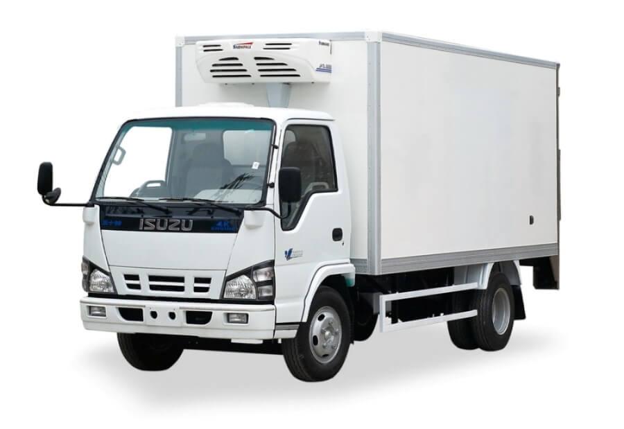 ארגז קירור למשאית