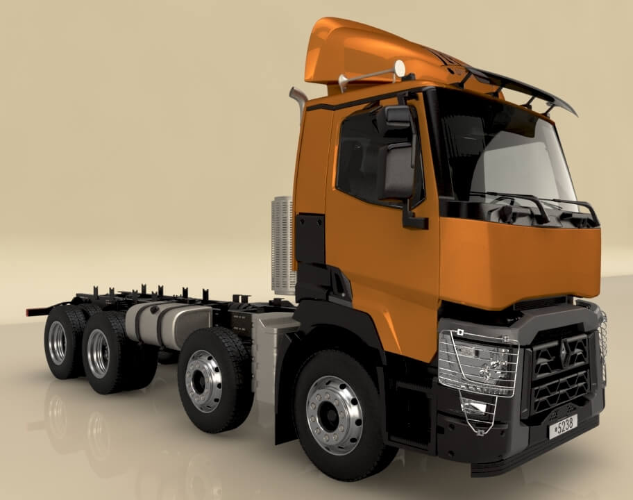 מימון למשאית יד שניה