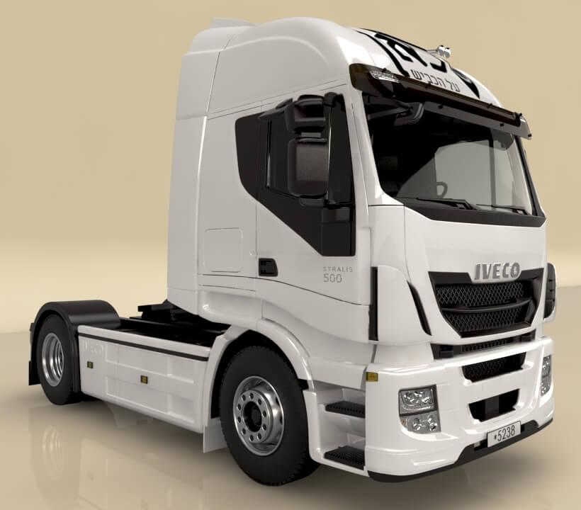 מימון לקניית משאית